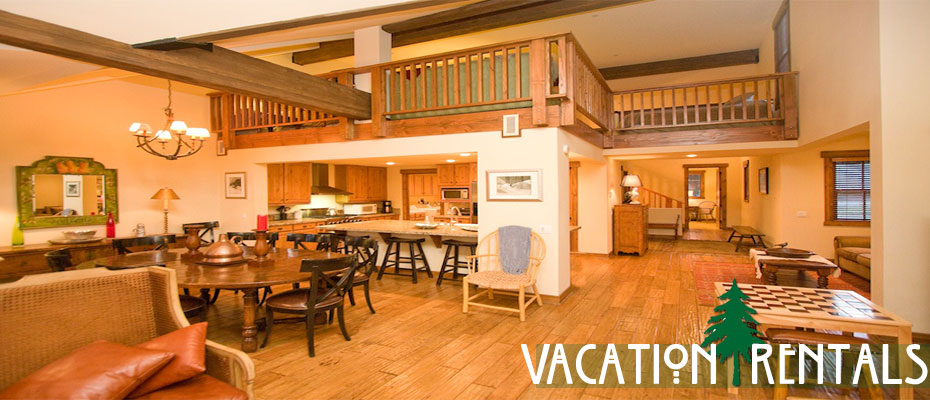 Mammoth vacation rentals from Mammoth Lodge