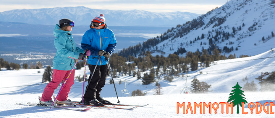 Winter at Mammoth Mountain